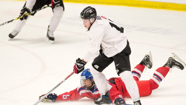 World Juniors a family affair for Team Canada - TSN.ca