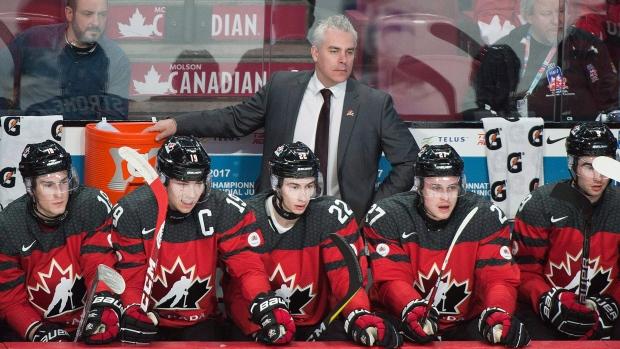 Ducharme To Return As Canada Coach At Wjc Tsn Ca