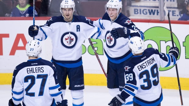 83f604d01 Ehlers scores twice to lead Jets past Canucks - TSN.ca