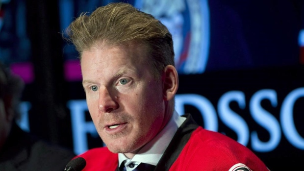 4c1454ef7 Senators announce Alfredsson is leaving - TSN.ca
