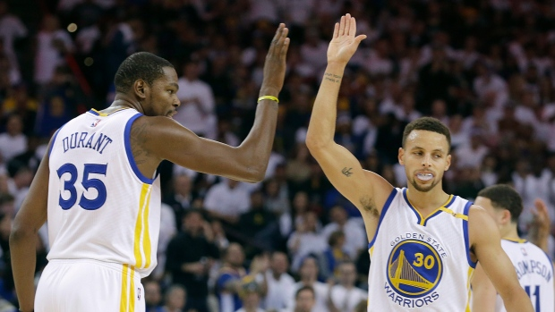 3faa13be5 Warriors reign atop NBA Power Rankings - TSN.ca