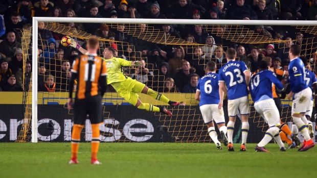 Hull 2-2 Everton: FNF is actually FUN