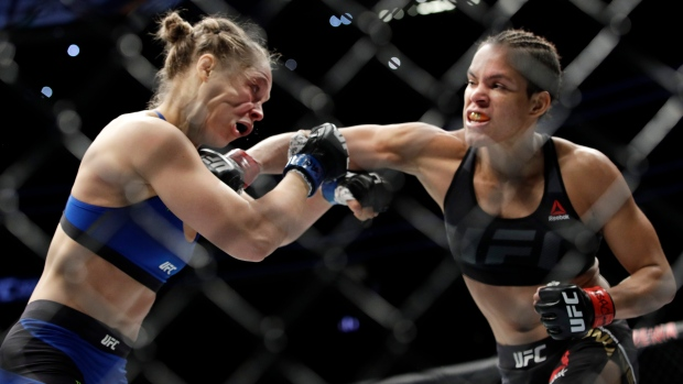 Dana White thinks Ronda Rousey is 'probably done'