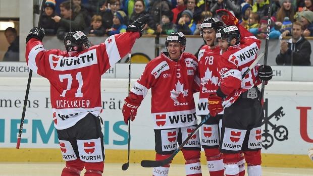 Canada-celebrates