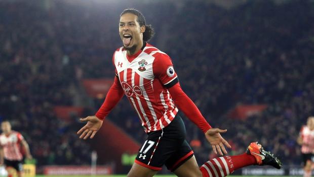 Liverpool Agrees Deal With Southampton For Van Dijk Tsn Ca