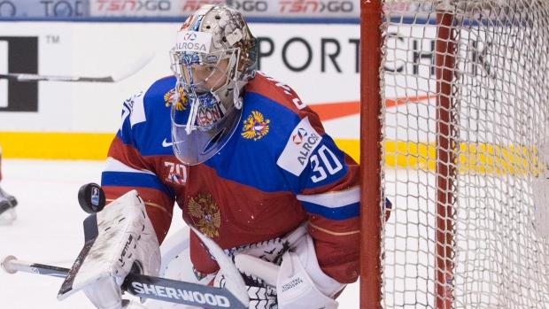 Capitals ink KHL standout Samsonov to ELC - TSN.ca aa2f32a7f9c2