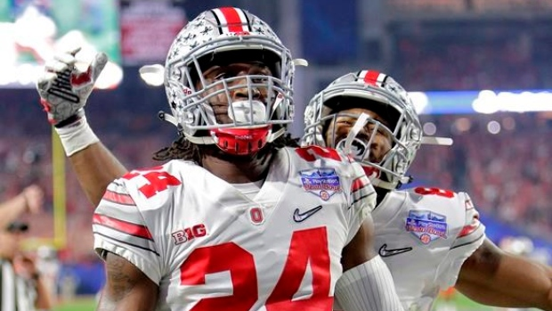 Ohio State All-America S Hooker leaving early for National Football League draft