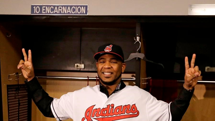 Encarnacion, Indians get another crack at Blue Jays