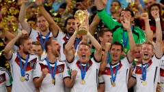Germany celebrates World Cup
