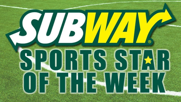 Subway Sports Star of the Week