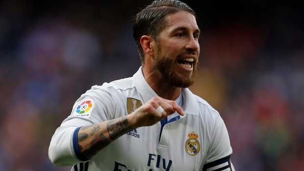 Real Madrid fans can not kick us when we're down - Sergio Ramos