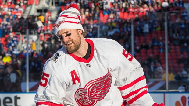 Kronwall retires from National Hockey League  and moves into advisor role with Red Wings