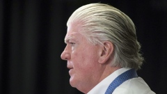 Bill Burke, father of Calgary Flames president Brian Burke, dies age 90 Article Image 0