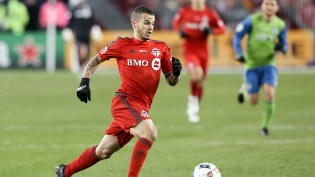 Seba Giovinco Happy In Toronto Despite 'Huge Offer' From China