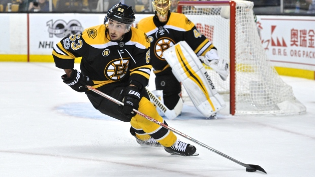 Marchand to have phone hearing with NHL