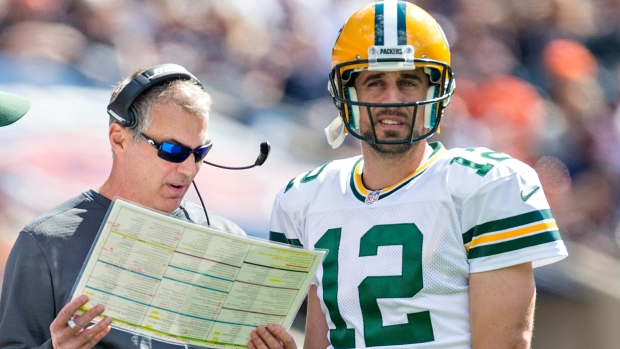 Packers and offensive coach Tom Clements parting ways