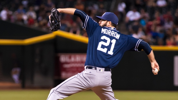 Cubs Finalizing Deal With Brandon Morrow