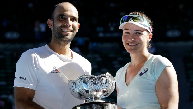 Australian Open: Mirza-Dodig through to mixed doubles final