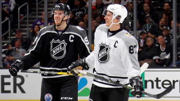 Crosby Versus Mcdavid 30 Tsn