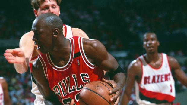 Jordan: Sixth title with Bulls was 'trying year' - TSN