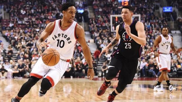 Clippers to host 2 preseason games against Raptors in Hawaii