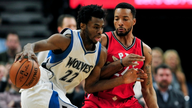 Timberwolves working on Andrew Wiggins extension