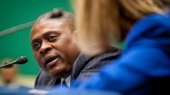 Dr. Bennet Omalu, Who Discovered CTE In Ex-NFL Players, Holds Briefing On Capitol Hill