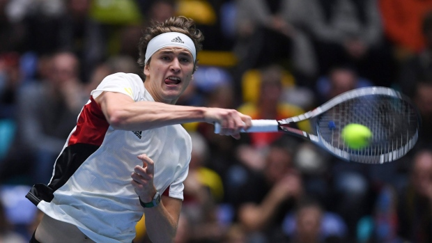Zverev wins BMW Open for 1st title in Germany
