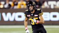 Mike Daly, Hamilton Tigercats - Courtesy CFL.ca