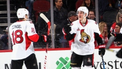 Kyle Turris and Ryan Dzingel