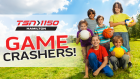 1150 - Game Crashers 2017 Graphic