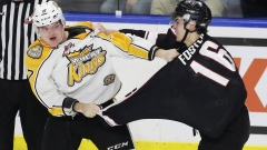 Brandon Wheat Kings v Vancouver Giants