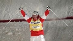 Mikael Kingsbury skies for world title to cap stellar moguls season Article Image 0