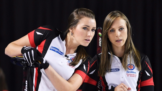 Team Homan S Road To Gold At Women S Worlds Article Tsn