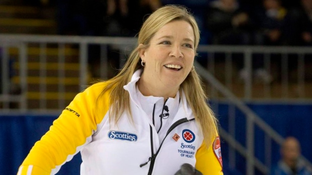 Cathy Overton-Clapham joins Chelsea Carey curling team for next season Article Image 0
