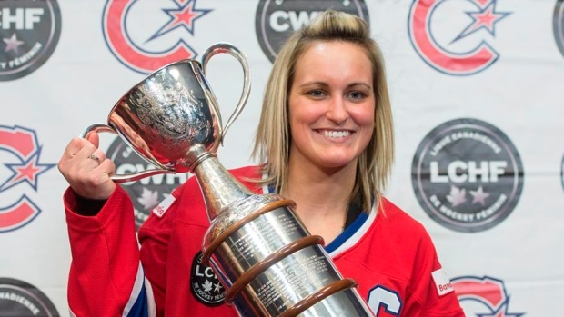 CWHL staging all-star game, final in Toronto