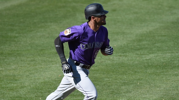 Ian Desmond's injury is a fractured hand