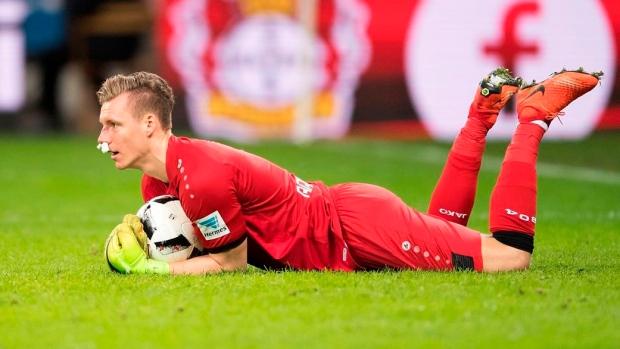 Leverkusen In Tough Spot Facing Atletico Article Tsn