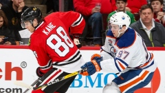Patrick Kane and Connor McDavid