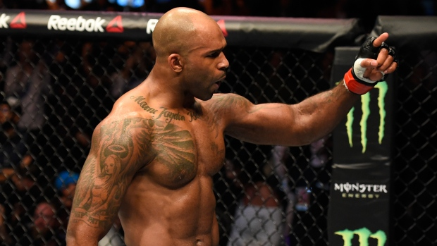 Jimi Manuwa to fight Volkan Oezdemir on UFC 214 undercard