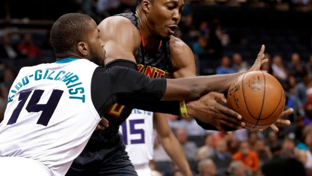 Michael Kidd-Gilchrist Dwight Howard