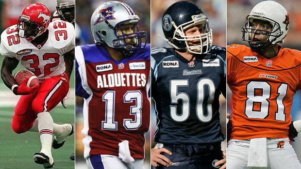 2017 Canadian Football Hall of Fame Class