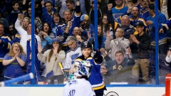 Paajarvi scored twice to lead Blues to 4-1 win over Canucks Article Image 0