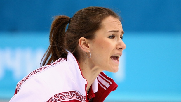 Russian women anna sidorova curling happens