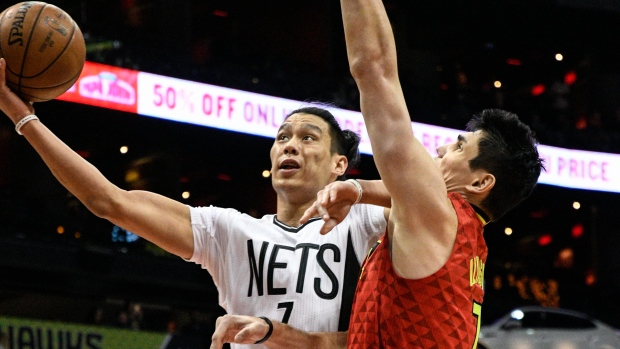 Nets trade Jeremy Lin to the Hawks