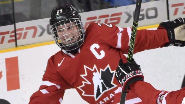 c67b49580c3 Poulin in leadership role at third Olympics - TSN.ca