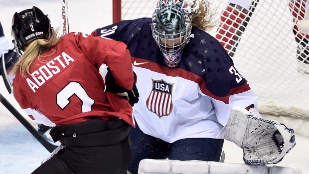 US, Canada Women To Renew Hockey Rivalry In February