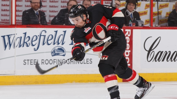Cody Ceci Sens Ceci Smith out until playoffs White to debut Article TSN
