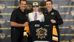 Bulldogs pick Connor McMichael