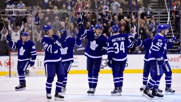 size 40 e641d ce6ac Why I said the Toronto Maple Leafs would make the playoffs ...